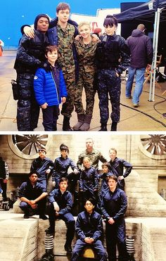 5th wave cast