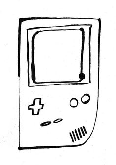 game boy by charlotte maher, via Flickr