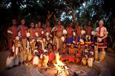 Immerse yourself in the traditional culture of the Shangaan people of South Africa. Africa People, Pose For The Camera, African Culture, South Africa, Meet, Empire, Editorial, Photography, Google Search