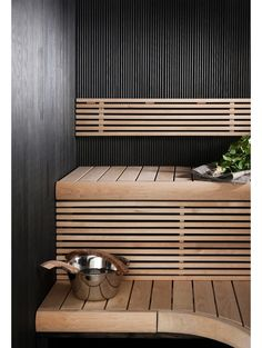 mit dusche 47 Coolest Home Sauna Design Ideas rustikal