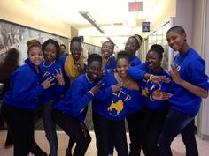 The Neos of Theta Chi RHOck these sweatshirts at Old Dominion during Activity Hour #SGRho