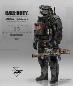 I've already spoken a little of my love for this game's art design, but today I'm going to showcase a much wider range of work from a team of artists who worked on Call of Duty: Infinite Warfare. Cod Infinite Warfare, Call Of Duty Infinite, Cuadros Star Wars, Futuristic Armour, Advanced Warfare, Sci Fi Armor, Future Soldier, Armor Concept, Modern Warfare