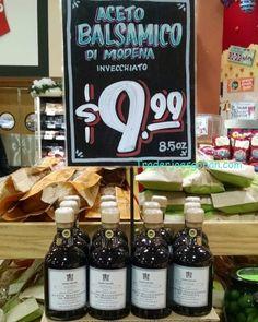 Trader Joe's Platinum Aged Balsamic Vinegar 8.5oz $9.99 2015 Holiday Item トレーダージョーズ バルサミコ酢 クリスマス限定