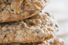 These low calorie chocolate chip cookies just might be a little taste of heaven.