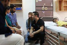 The Heart Fund - Mission en Inde - 2013  thf theheartfund heartdisease cardiovasculardisease heartsurgery chirurgie thfambassadors alinabaikova davidluu