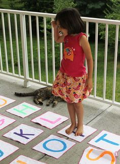 Learn how to make an educational alphabet game that is fun for children and adults.