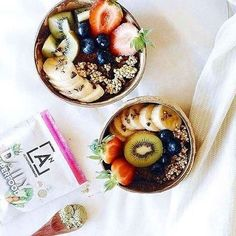 With warmer weather just around the corner there is no better breakfast than a smoothie bowl. @MaloufPharmacies has you sorted with @activatednutrients daily superfood powder only one teaspoon transforms your breakfast bowl into a superfood boost.  #smoothiebowl #acai #food #breakfast via FASHION TRENDS on INSTAGRAM -Celebrity  Fashion  Haute Couture  Advertising  Culture  Beauty  Editorial Photography  Magazine Covers  Supermodels  Runway Models