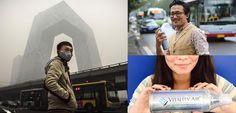 Würden Sie auch Luft in Flaschen kaufen?China hat nicht nur Probleme mit verseuchtem Trinkwasser und Mineralwasser, sondern auch mit der Luft. Sie kaufen jetzt Luft zum Atmen aus Kanada. Wirklich …