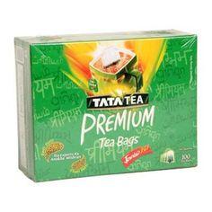 Tata #Tea Premium 100S #TeaBags www.tradus.com/beverages-tea/Tata/t/12116