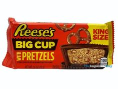 Chocolate Peanut Butter Cups, Chocolate Flavors, Candy Quotes, Impulsive Buy, Gram Of Sugar, Seasonal Food, Savory Snacks, Potato Chips, Pretzels