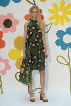 Orla Kiely | Spring 2015 Ready-to-Wear Collection | Style.com