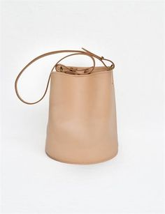 Creatures of Comfort Bucket Bag Small- Natural