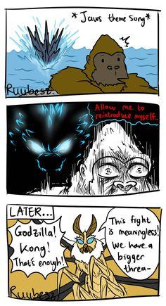 godzilla king of monsters All Godzilla Monsters, Godzilla Comics, Godzilla 2, Original Godzilla, Godzilla Wallpaper, Science Fiction Art, King Kong, Funny Relatable Memes, Funny Comics