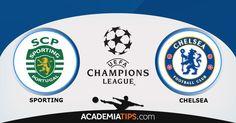 Sporting x Chelsea – Champions League É o regresso dos grandes espectáculos a Alvalade! Após 5 anos de ausência o Sporting volta a receber jogos da Liga dos Campeões em casa e quis o destino que fosse uma equipa comandada por um treinador português o adversários dos leões.