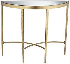 gold and grey dining table - Google Search