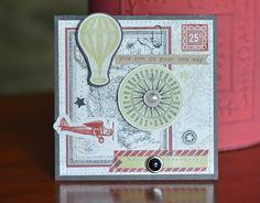 Well Traveled Card #cartabellapaper