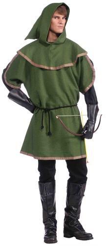 Sherwood Forrest Archer Tunic Renaissance Faire Costume