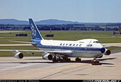 Boeing 747-212B aircraft picture