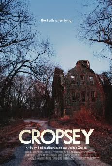 """The legend of """"Cropsey"""" – the escaped mental patient who lived in the abandoned tunnels of the Willowbrook mental hospital in Staten Island, NY, and came at night to snatch children off the streets. """"Cropsey"""" remained just that, an urban legend, until the summer of 1987 when a 13-year-old girl with down syndrome disappeared from her neighborhood. Five weeks later, she was found buried in a shallow grave on the grounds of Willowbrook."""