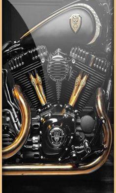 Fondo motor bike 360 hc para celular