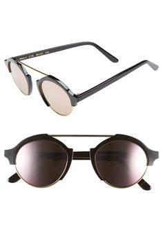 8b9b9c3d632 A strong browbar and angular frames add to the contemporary appeal of  sleek