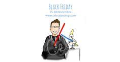 Dentro de poco en http://ift.tt/1YjIbca... #blackfriday #navidad #regalos #pinterest