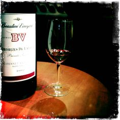 Awesome vineyard in Napa