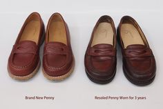 Simple Sample Shoes: 【PENNY】最甘心的Penny測試員