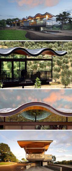 48 Ronde Hoeken Ideas Architecture Architecture Design Modern Architecture