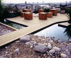 Small Garden Design in London Docklands | Garden Designers London Docklands