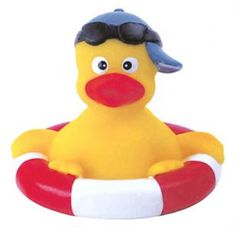 Bobbin Buddy Duckies - Big Rubber Ducks - quackergiftshop.com