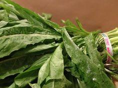 Horta / Dandelion greens - how do I love thee?  Let me count the Greek vegan good ways!!
