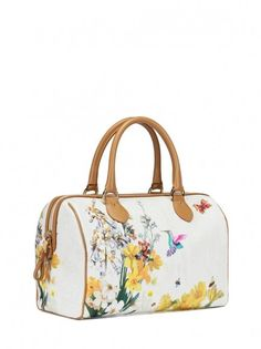 Etro - ETRO Floral Duffel Bag   ETRO Women's Handbags SS 14