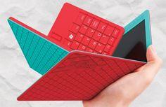 Convertible, todo en uno y en poco espacio. Flexbook, la propuesta del taiwanés Hao-Chun Huang, se destacó en el Fujitsu Design Award 2011 por ser transformable se