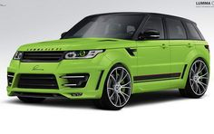 2013 Range Rover Sport by Lumma Design