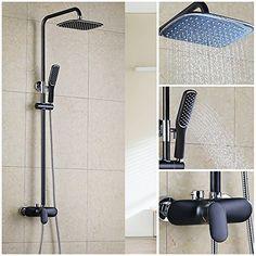 les 37 meilleures images du tableau colonne de douche hydromassante sur pinterest showers. Black Bedroom Furniture Sets. Home Design Ideas