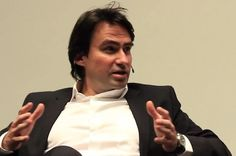 Christoph Bauer (CEO AZ Medien) 2012