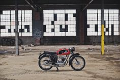 1957MV Agusta 125TRL // Restored by Wes Burden of Apex Cycle http://www.apexcycleshop.com/
