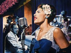 Jo King - Billie Holiday - Lady Sings The Blues