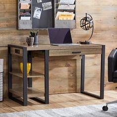$233-48x24-Found it at AllModern - Sarek 1 Drawer Computer Desk