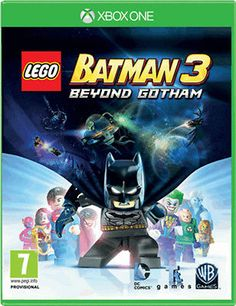 Lego #batman 3: beyond #gotham (xbox one) [new #game],  View more on the LINK: http://www.zeppy.io/product/gb/2/401008052536/