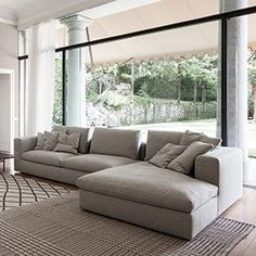Glamour 3 piece sectional living room redo pinterest for Sectional sofa redo
