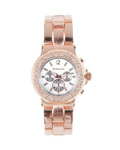 rose gold watch!!!