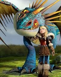 Me and stormfly :)