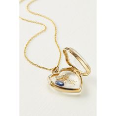 Loquet 14kt Heart Locket With Sapphire, Pearl And Diamonds ($3,549) ❤ liked on Polyvore featuring jewelry, pendants, diamond heart locket, multi colored jewelry, colorful jewelry, pearl diamond jewelry and heart jewelry