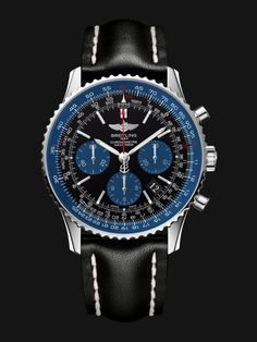 Navitimer 01 Blue Edition - Breitling - Instruments for Professionals