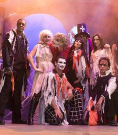 Fremont Street Experience hosts the Sixth Annual OktoberFrightFest, combining Oktoberfest and Halloween for the ultimate street party, Oct 5 – Nov Las Vegas Events, Fremont Street, October 7, Halloween, Party, Autumn, Life, Celebs, Oktoberfest