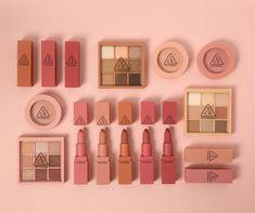 mood recipe matte lip color - US Makeup Trends 3ce Makeup, Skin Makeup, Makeup Cosmetics, Makeup Brushes, Matte Makeup, Body Makeup, Make Up Kits, Make Up Palette, Matte Lip Color