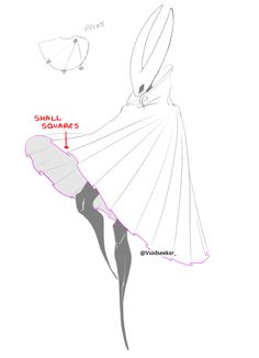 Drawing Tips, Drawing Reference, Infinity Drawings, Character Inspiration, Character Design, Hollow Night, Hollow Art, Different Types Of Fabric, Drawing Clothes