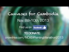 this is such a great cause... Naropa art therapy service learning trip to Cambodia!! Watch this video its so cool!!